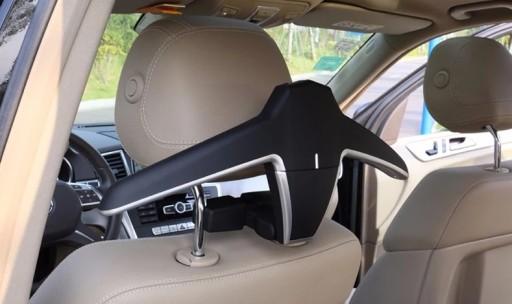 Wieszak Na Ubrania Samochodowy Premium