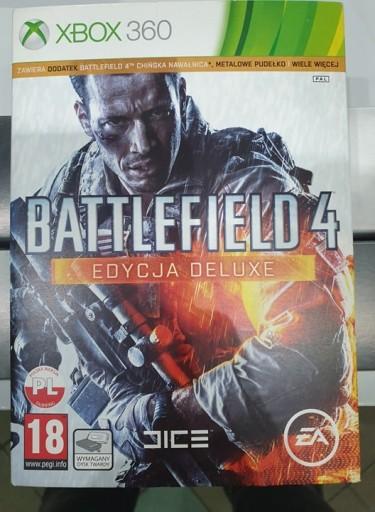 Battlefield 4 Xbox 360 Edycja Deluxe Stan Uzywany 9076626951 Allegro Pl