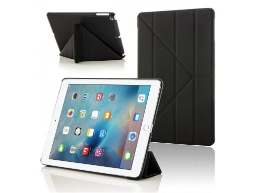 Etui Skóra Case Origami Apple iPad 2 iPad 3 iPad 4