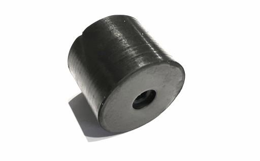 PILLOW UNDER ENGINE, Wibroizolator 75x60 M12 C