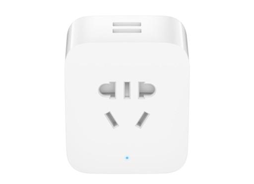 Xiaomi gniazdko uniwersalne WiFi z USB + adapter