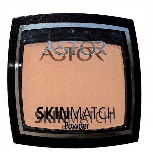 Astor Skin Match Powder Puder 200 Nude 8144239493
