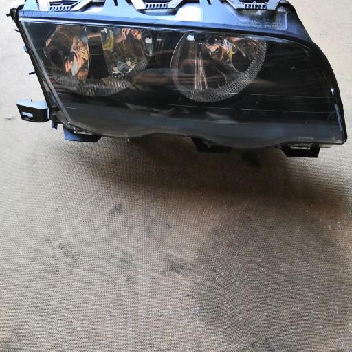 ZIBINTAS (LEMPOS-FAROS) DESINE.P. PRIEKINIS BMW-3 E46