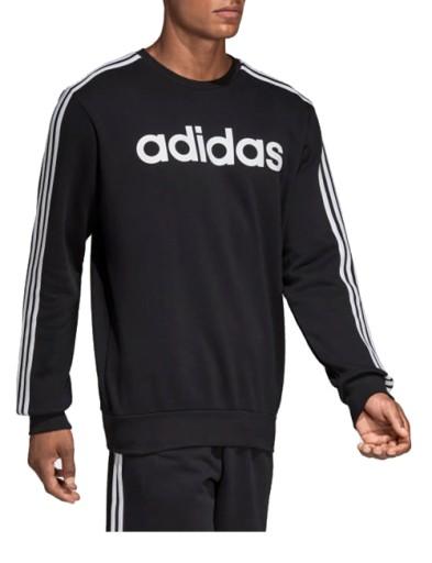 adidas Essentials 3 Paski Bluza z Kapturem Odzież Męska