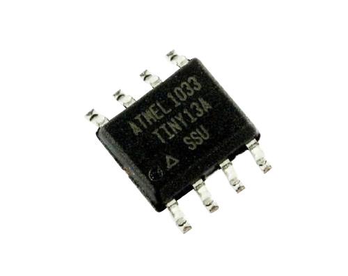 Mikrokontroler ATTINY13A-SSU SOIC-8 Atmel AVR