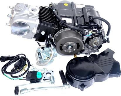 Silnik 125 Cc Enduro Cross Junak Barton Romet Zipp Sokolow Podlaski Allegro Pl