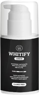 WHITIFY CARBON - WYBIELAJĄCA PASTA WĘGIEL AKTYWNY