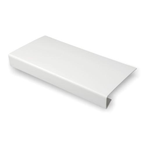 Nakładka biała na parapet renowacyjny pcv 300mm