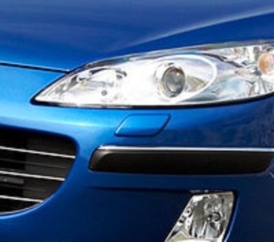 Заглушка омывателя Peugeot 407 Л / П ЦВЕТА