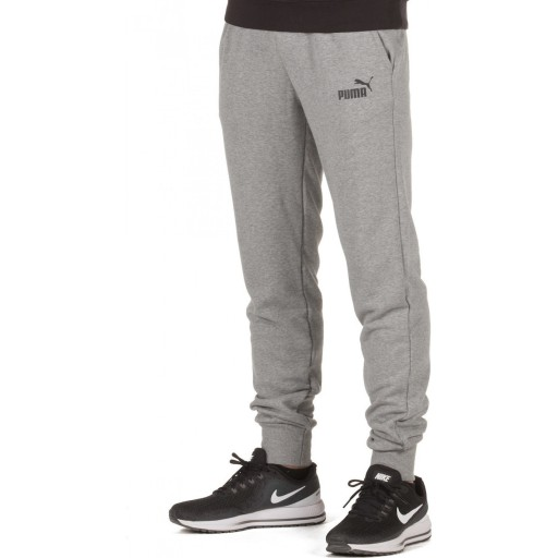 PUMA Spodnie ESS+ Sllim Pants 852429 03 # S 7857961288 Odzież Męska Spodnie WK NYESWK-5