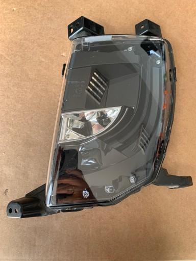 Tesla Model S halogen lewy CORNERING 1024018-00-A