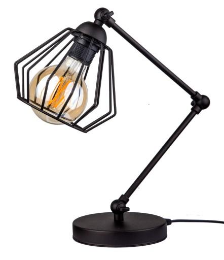 lampy stojące biurkowe allegro