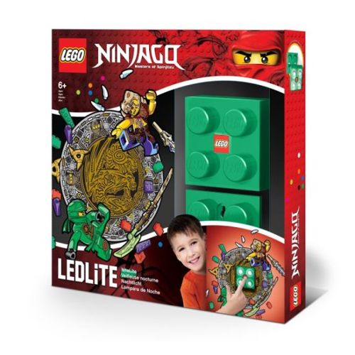 LEGO NINJAGO Lampka Lloyd + Naklejka