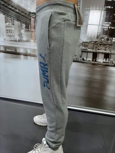Spodnie Dresowe Męskie Puma rozmiar S 9064977337 Odzież Męska Spodnie YB NVFYYB-2