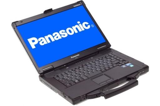 Panasonic CF-52 RS232 COM ssd 120gb 4GB fv23