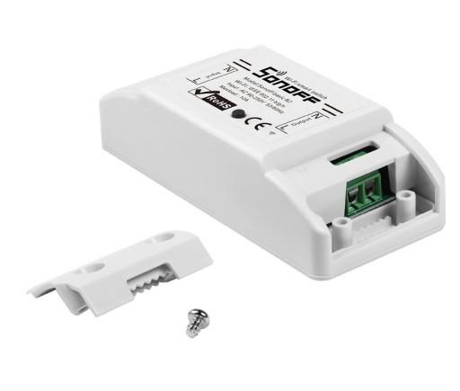 Sonoff RF Wifi + RF 433mhz przekaźnik przełącznik