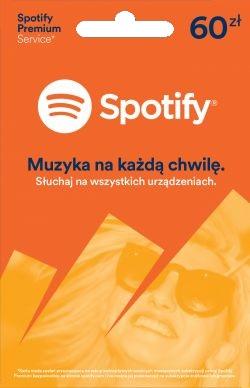 Doladowanie Spotify 60zl Karta Premium 90 Dni 7566816914 Allegro Pl