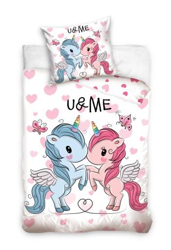 Posciel Jednorozec U Amp Me Unicorn 160x200 8154309422 Allegro Pl