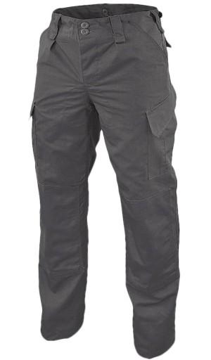 SPODNIE WOJSKOWE RIP STOP WZ10 TEXAR GREY XL 8909921092 Odzież Męska Spodnie GH GGLDGH-3