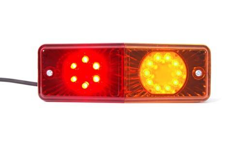lampa tylna przyczepki Lawety Pomoc 1224V Led