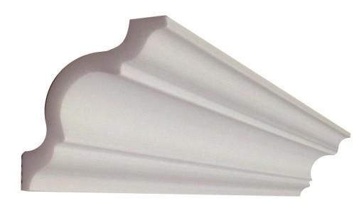 Listwa przysufitowa gładka biała H=5cm cena 2m