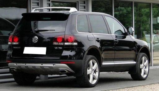 VW TOUAREG 2002M 2003M 2004M 2005M 2006M PRIEDELIS PRIEKINIS + GALAS GALINIS KING Kong