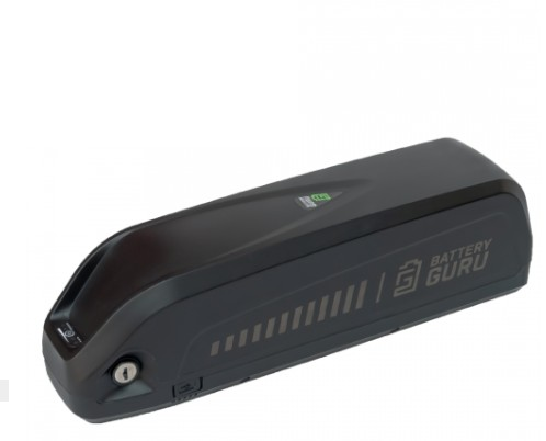 Bateria 48V 17,5Ah do ebike e-bike z ładowarką 4A