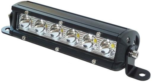 Lampa Robocza PANEL LED OFF ROAD HALOGEN 12 V 24 V