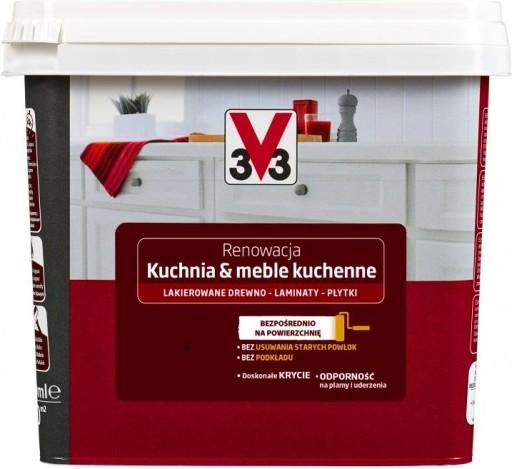 V33 Farba Renowacja Kuchnia Meble Kuchenne 750ml