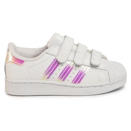 buty dla dziewczynki adidas superstar