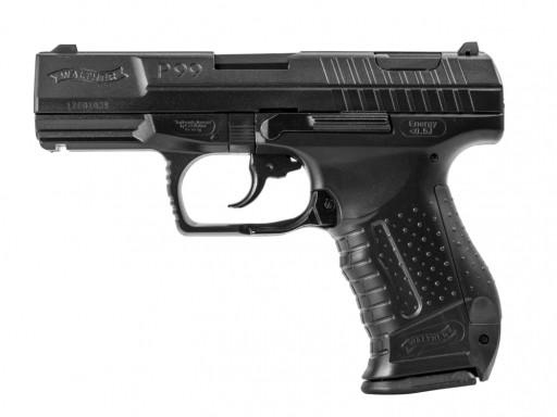 Pistolet ASG WALTHER P99 + Nóż Karta Przetrwania