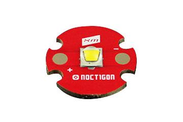 LED Cree XM-L2 U3 3D neutralna Noctigon miedź