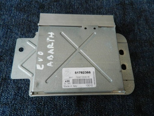 GARSO STIPRINTUVAS 51782366 FIAT GRAND PUNTO / EVO / 2012