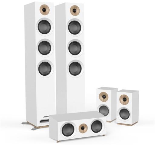Zestaw kolumn głośnikowych 5.0 Jamo Studio S 809