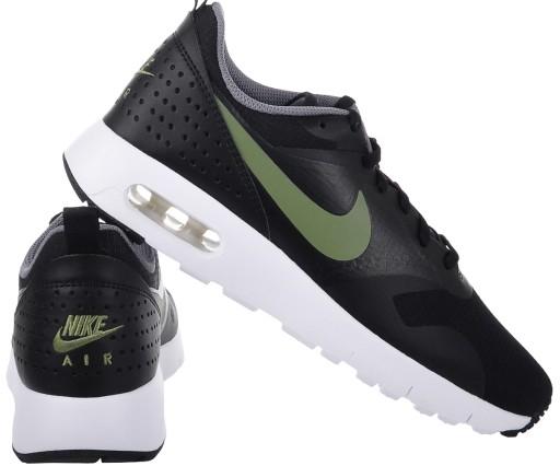 Buty Dziecięce Nike Sportswear Air Max Tavas SE Czarny