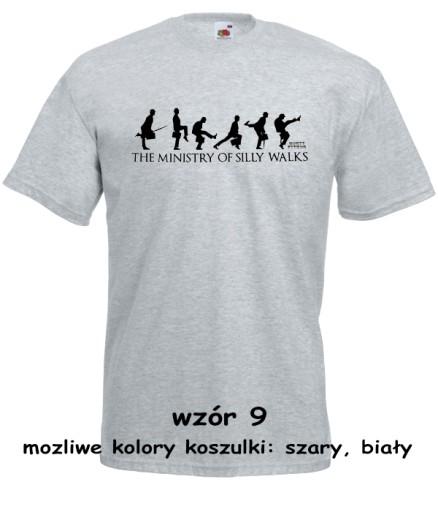 koszulka męska MONTY PYTHON morderczy krÓlik L* 10564039668 Odzież Męska T-shirty AO ILBDAO-7