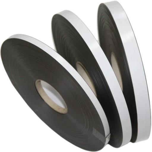 JUOSTA MAGNETINE LIPNI 10mm/1,5mm /1m