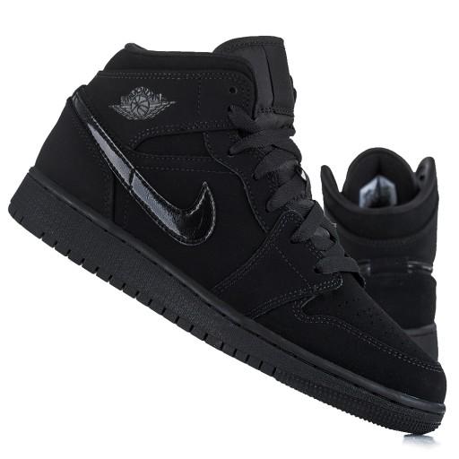 Buty sportowe Nike Air Jordan 1 MID 554725 056