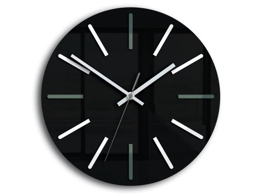 Zegar ścienny Modus gotowy do zawieszenia CICHY