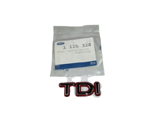 "EMBLEMAT ""TDI"" FORD GALAXY 97-00 1115328"