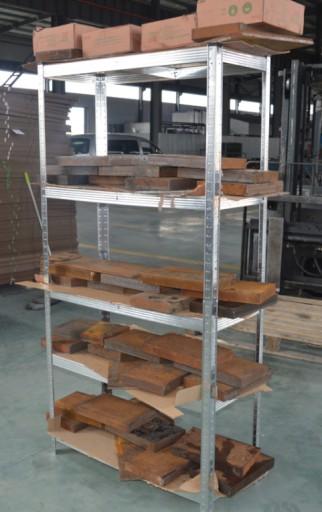 REGAŁ MAGAZYNOWY GARAŻOWY METALOWY 90x40x180 875kg доставка из Польши Allegro на русском