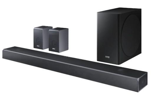 Soundbar Samsung HW-Q90R Harman Kardon 7.1.4