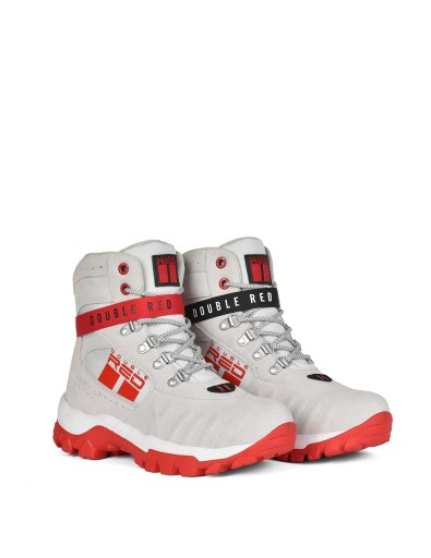 Buty DOUBLE RED SILVER X rozm.40