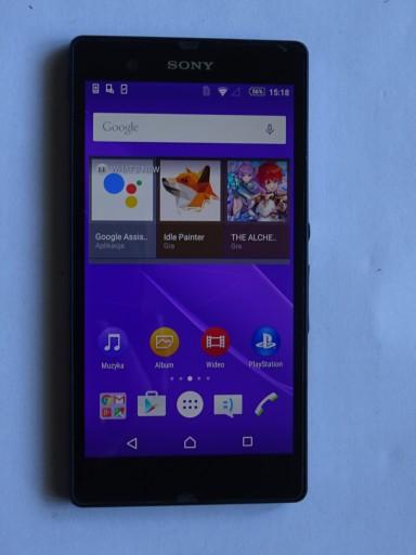 Smartfon Sony Xperia Z Pm 0270 Czarny 8417098927 Sklep Internetowy Agd Rtv Telefony Laptopy Allegro Pl