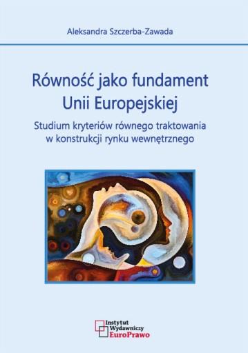 Równość jako fundament Unii Europejskiej