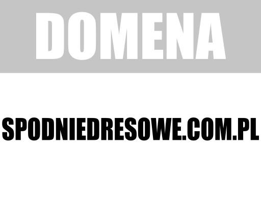 WWW.SPODNIEDRESOWE.COM.PL SPODNIE DRESOWE SKLEP