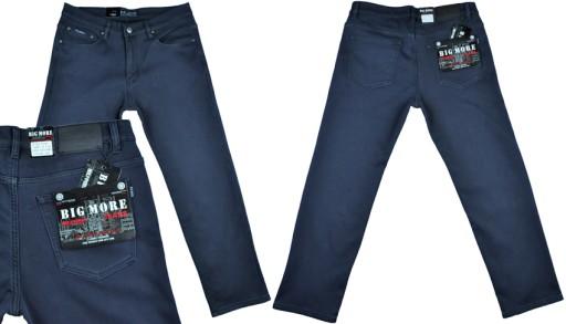 Spodnie męskie ocieplane Big More F16 L32 102/40 8747267589 Odzież Męska Spodnie AW EVTPAW-5