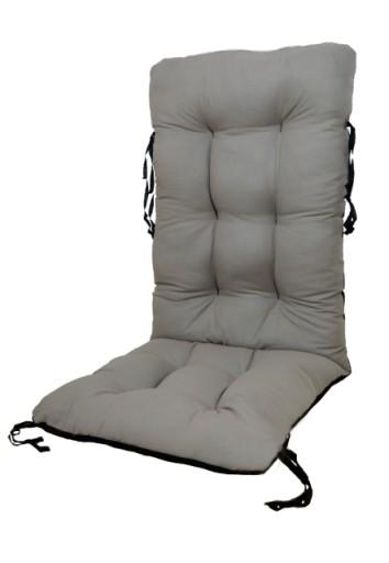 Poduszka Na Krzesło Ogrodowe Leżak 48x48x75 Stal