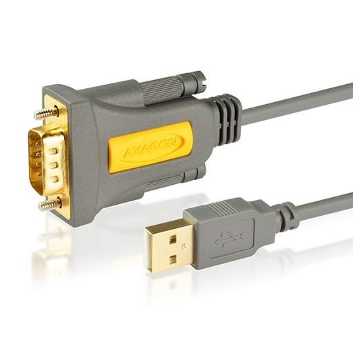 Adapter Konwerter USB do RS232 COM FTDI FT232RL FV