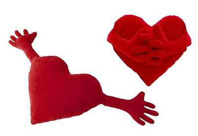 Poduszka Serce Ikea Famnig Hjarta Walentynki Itp 7196915619